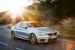 2014 BMW 4-Series Grand Coupe